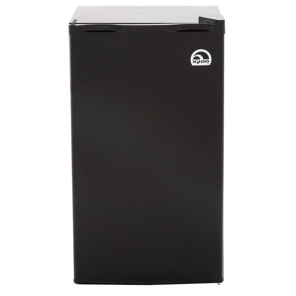 Igloo 3.2 cu. ft. Mini Refrigerator, Black