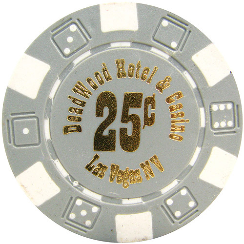 11.5-Gram Deadwood Hotel & Casino Poker Chips