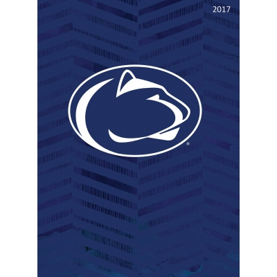 2017 Penn State University 12 Month Simplicity Planner TFB174155