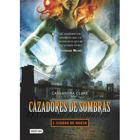 Cazadores de sombras 1. Ciudad de hueso (Edición mexicana) - eBook (Huesos De La Mano Halloween)
