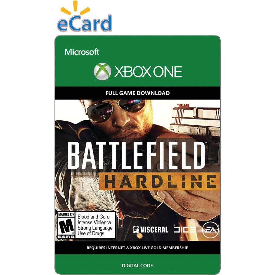 Battlefield Hardline (xbox One) (email D