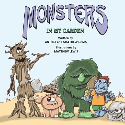 Monsters In My Garden - eBook - Monster Garden Coupon Code