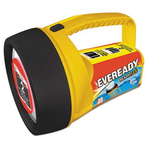 Eveready Readyflex Floating Lantern, 2 D, Yellow/Black (EVEEVFL45S)