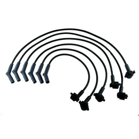 Prenco 35-87682 Spark Plug Wire Set for Ford Ranger, Mazda