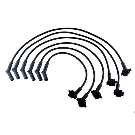 Prenco 35-87682 Spark Plug Wire Set for Ford Ranger, Mazda