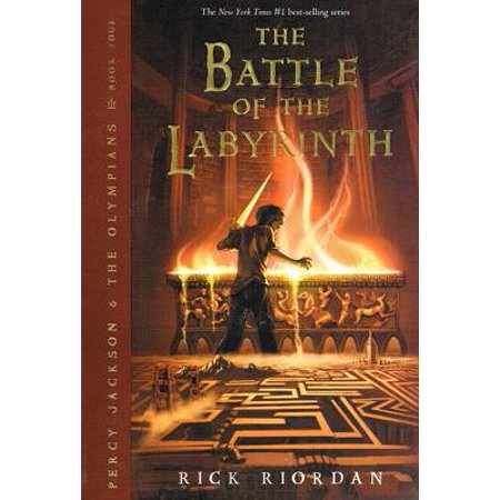 Battle of the Labyrinth (Percy Jackson Battle Of The Labyrinth Summary)