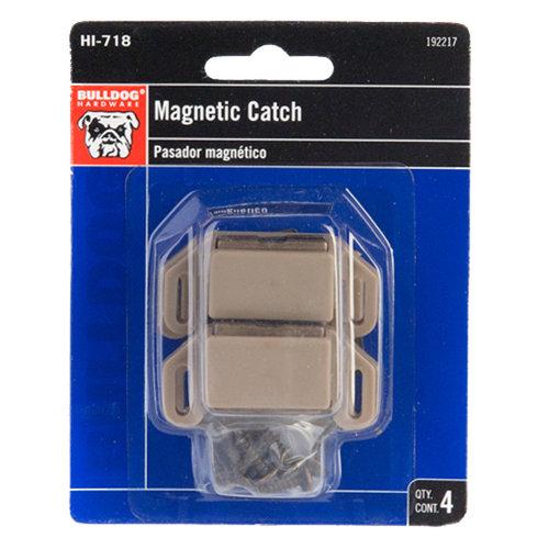 Bulldog Brown Magnetic Catch 4ct by Nova Wildcat