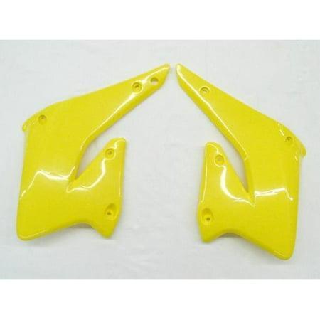 UFO Plastics SU04927-102 Radiator Covers - 01-17 RM