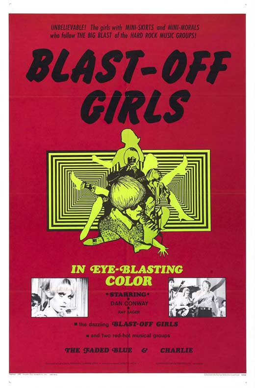 Click here to buy Blast-Off Girls POSTER Movie (27x40).