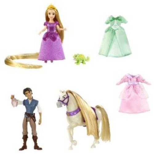 Disney Tangled Rapunzel Deluxe Story Bag