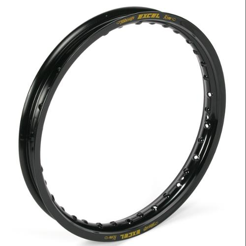 Excel Colorworks Rear MX Rim 19 x 1.85 Black Fits 12-13 H...