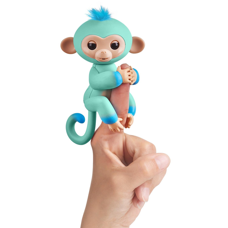 Fingerlings 2Tone Monkey - Eddie - Interactive Pet by WowWee
