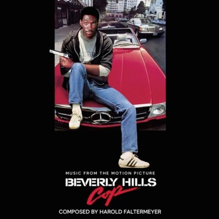 Various - Beverly Hills Cop (Music From the Motion Picture) (Vinyl) (Limited Edition) - image 1 of 1