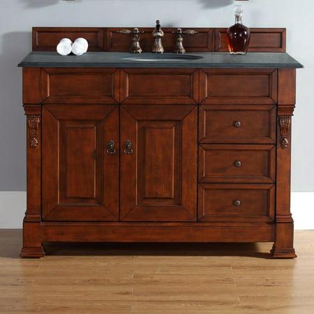 James Martin Brookfield 48 in. Single Bathroom Vanity with