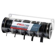INSULTAB 30-PP-105 Heat Shrink Tubing Kit,Black,5 Pc