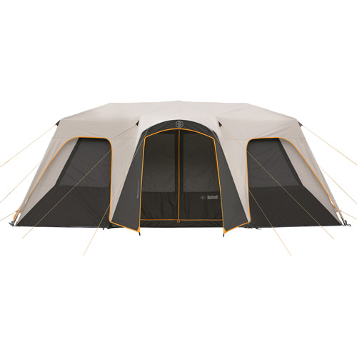 Bushnell Shield Series 12 Person 3 Room Instant Cabin Tent  sc 1 st  Walmart & Bushnell 12 Person Instant Cabin Tent with 2 Bonus Queen Airbeds ...