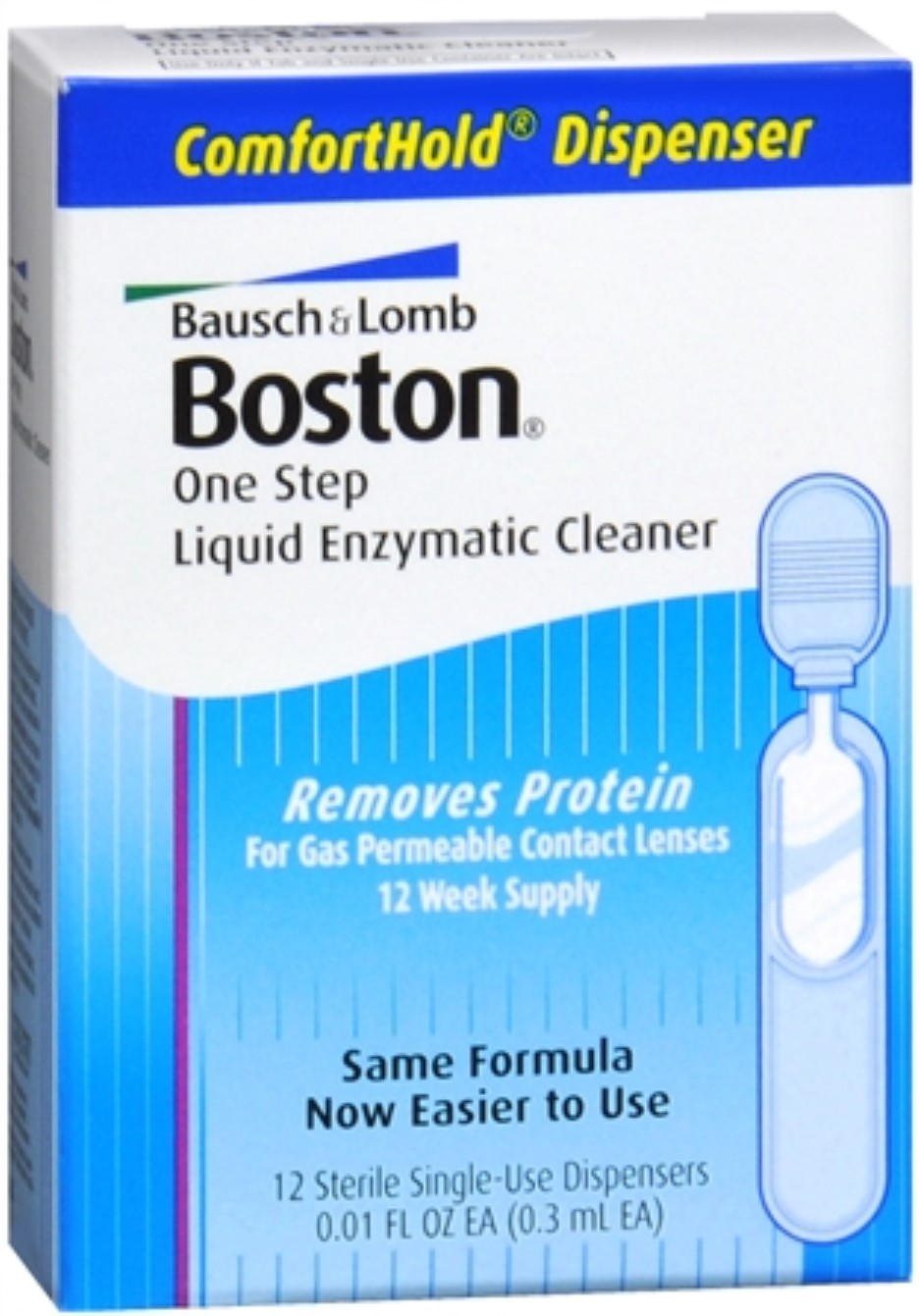 Bausch lomb boston one step liquid enzymatic cleaner 360 ml bausch lomb boston one step liquid enzymatic cleaner 360 ml pack of 2 walmart nvjuhfo Images