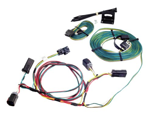 Demco 9523089 Towed Connector Vehicle Wiring Kit Jeep Grand Cherokee '99-'04 by Demco
