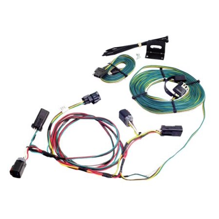 - Demco 9523089 Towed Connector Vehicle Wiring Kit - Jeep Grand Cherokee '99-'04