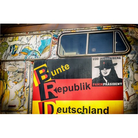Laminated Poster Federal Republic Of Udo Lindenberg Poster Print 24 X 36