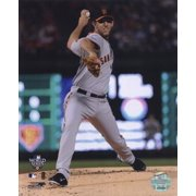 Madison Bumgarner Game Four of the 2010 World Series Action Sports Photo