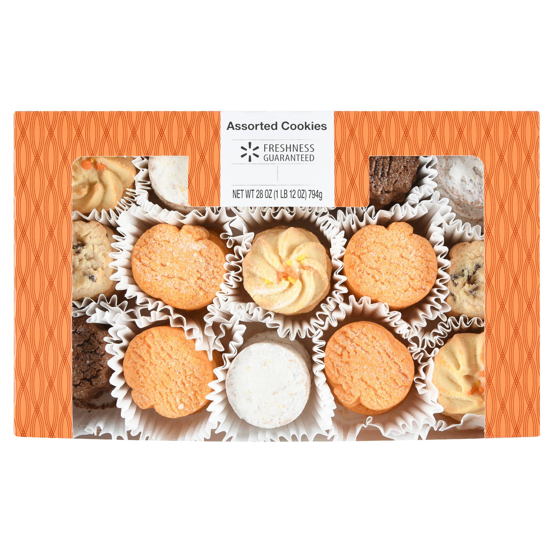 Freshness Guaranteed Harvest Cookie Assortment, 28 oz