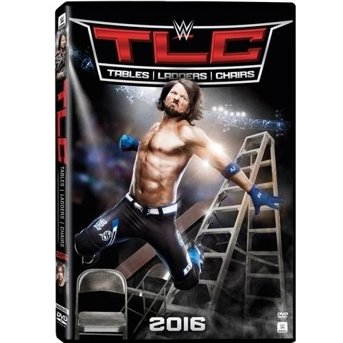 WWE: TLC Tables, Ladders And Chairs 2016 by WARNER HOME VIDEO