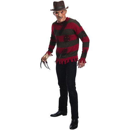 Deluxe A Nightmare On Elm Street Freddy Adult Halloween Costume