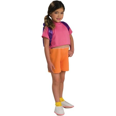 Morris Costumes Dora Child Medium - Daria Costume