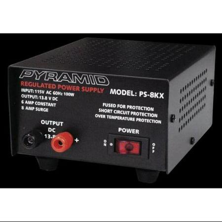 6 Amp Power Supply