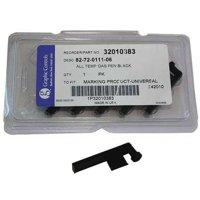 GRAPHIC CONTROLS 82-72-0111-06 - BLACK STATIC PENS Chart Recorder Pen,Black,PK6