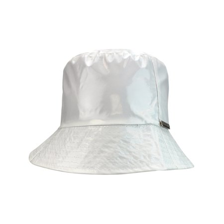 Crushable Bucket Style Rain Hat