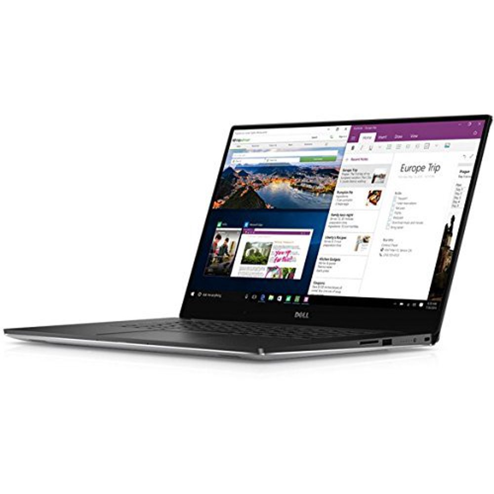 REFURBISHED DELL XPS 15 - 9550 I7 6700HQ 3.5GHZ GEFORCE GTX 960M 2GB 32GB 2133MHZ 4K 3840X2160 TOUCH 1TB NVME SSD PREMIUM SUPPORT 1 YEAR OC0078