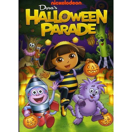 Dora The Explorer: Dora's Halloween Parade - Tv Halloween Parade