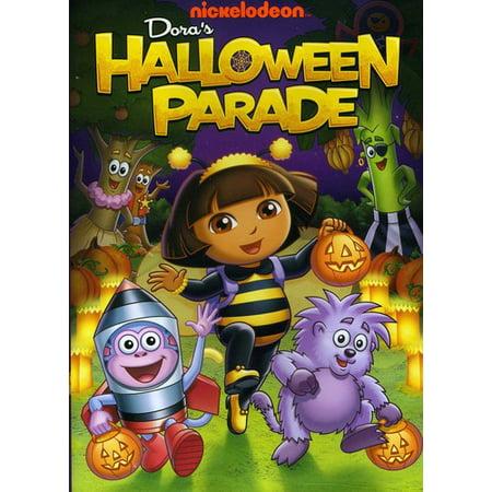 Village Halloween Parade (Dora The Explorer: Dora's Halloween Parade)