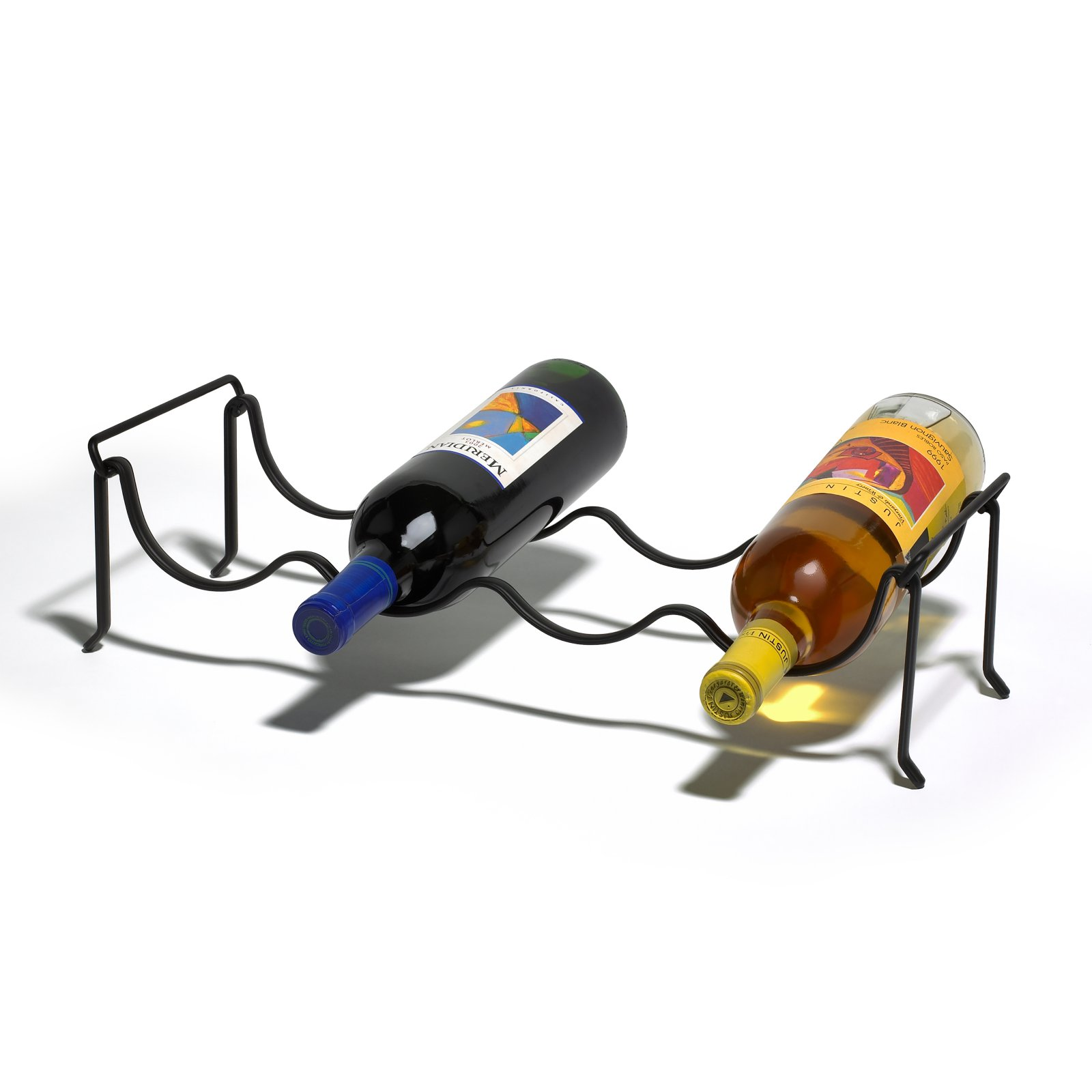 Spectrum Diversified Ashley Stacking 4-Bottle Wine Rack by Spectrum Diversified Designs LLC