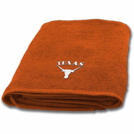 NCAA University of Texas Decorative Bath Collection - Bath Towel