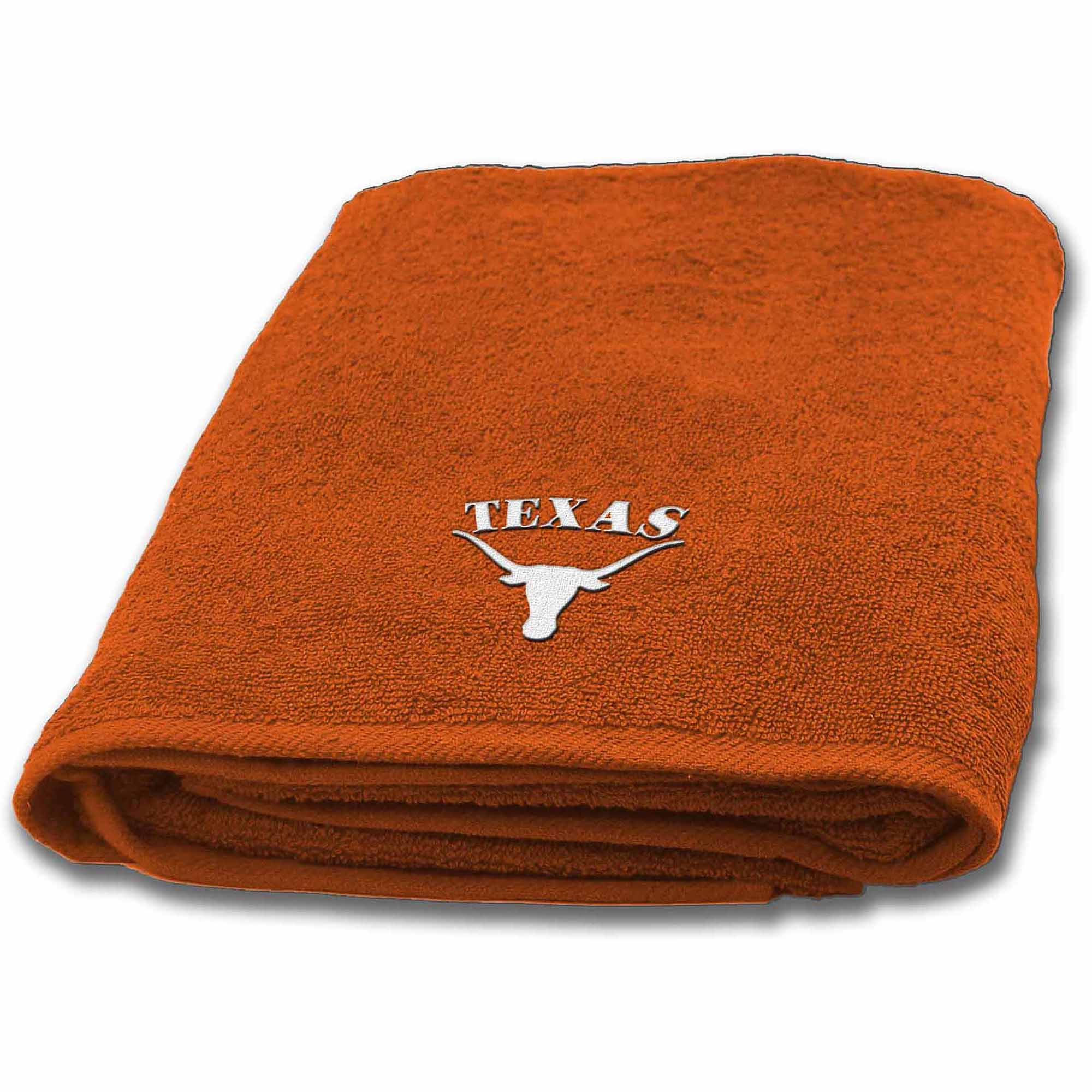 NCAA University of Texas Bath Towel, 1 Each