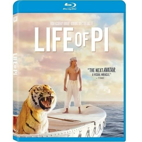 Life Of Pi (Blu-ray + DVD + Digital Copy) (With INSTAWATCH) (Widescreen)