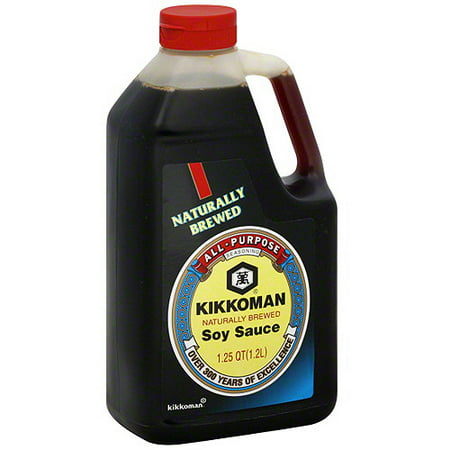 Kikkoman All Purpose Soy Sauce, 40 oz (Pack of 9)