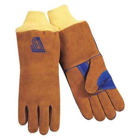 Steiner Size L Welding Gloves,2119B-KSC-L
