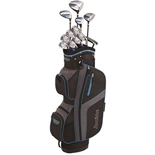 Tour Edge Golf Bazooka 360 Complete Set W/Bag Graph/Steel...