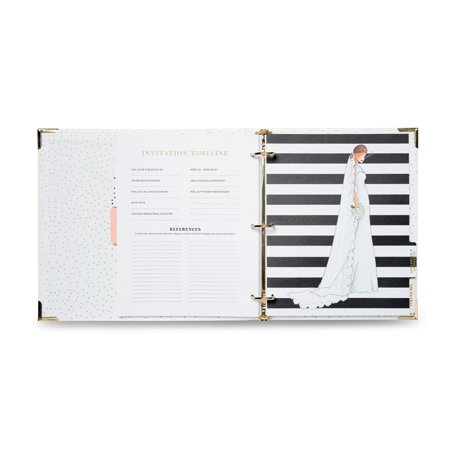 Winks Wedding Planner Binder