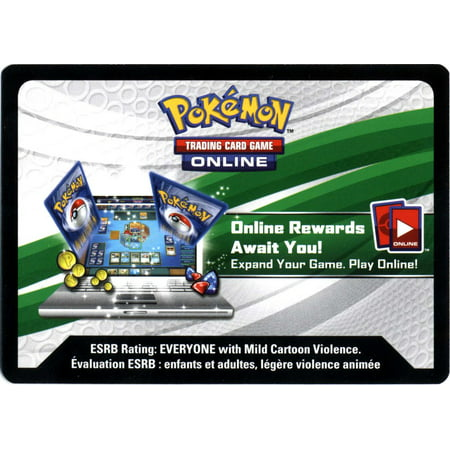 Pokemon Promo Lot of 5 Random Online Code Cards [(Any Series / Special Box)] This is a mix from various sets and collectors boxes Online Card Game Code - good for one use on the Pokemon online card game site.