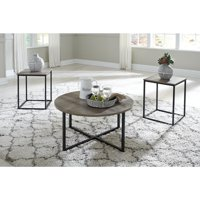 Signature Design by Ashley Wadeworth Living Room Table Set