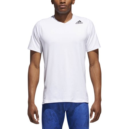 21acd39e9 Adidas Mens Alphaskin Sport Fitted Short Sleeve Tee Adidas - Ships Directly  Fro