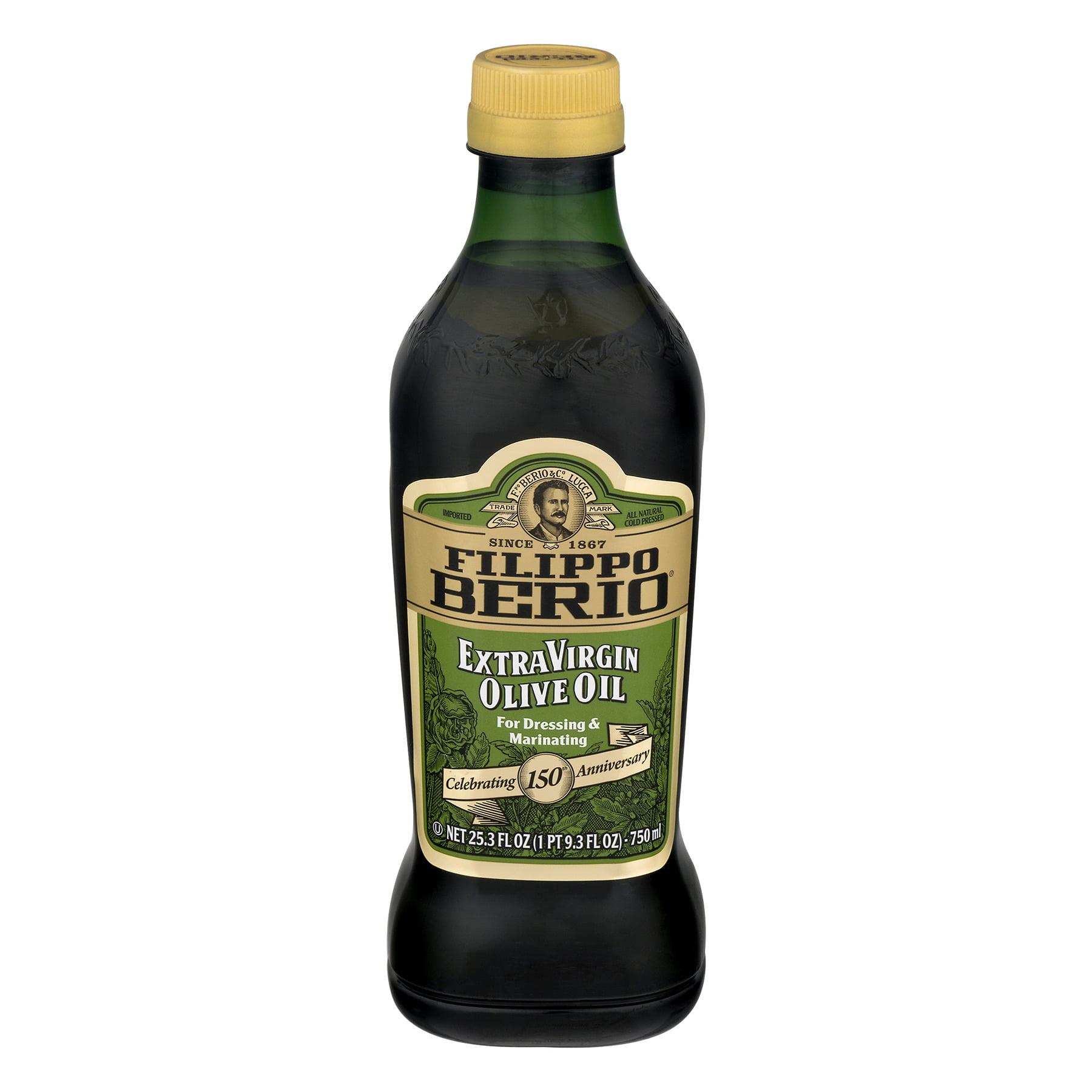 Filippo Berio Extra Virgin Olive Oil, 25.3 Fl Oz
