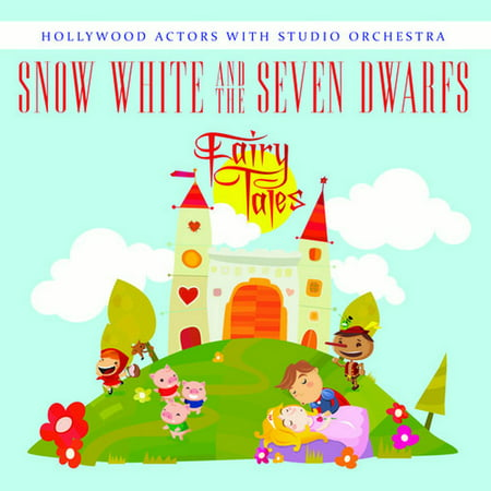 Hollywood Actors with Studio Orchestra - Snow White & the Seven Dwarfs
