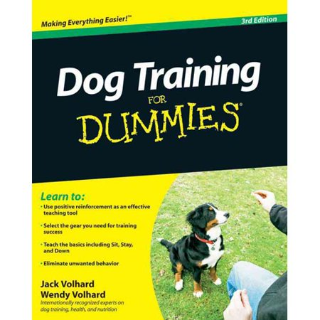 Dog Training for Dummies by