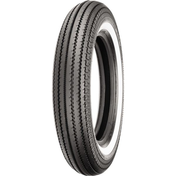5.00-16 Shinko 270 Super Classic White Wall Front/Rear Tire